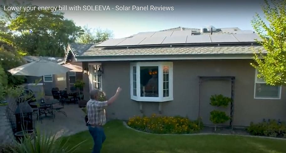 solar panel home in Bay Area